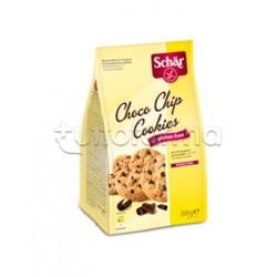 Schar Choco Chip Cookies Biscotti Senza Glutine 200g