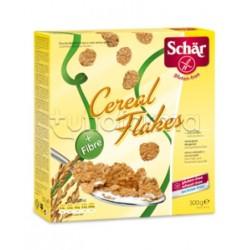 Schar Cereal Flakes Fiocchi Dietetici Di Riso E Mais Senza Glutine 300g