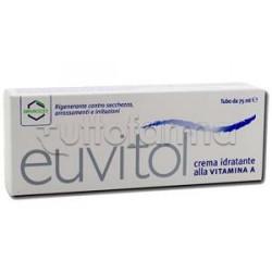 Bracco Euvitol Crema Idratante con Vitamina A 75 ml