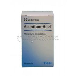 Aconitum Heel Guna 50 Compresse Medicinale Omeopatico