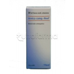 Arnica Compositum Heel Guna Antinfiammatorio Gocce Omeopatiche 30 ml