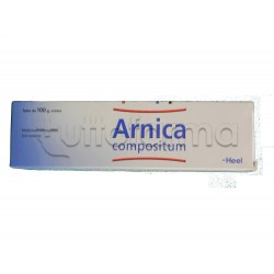 Arnica Compositum Heel Guna Pomata per Dolore e Infiammazione 100 Grammi