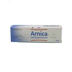 Arnica Compositum Heel Guna Pomata per Dolore e Infiammazione 50 Grammi