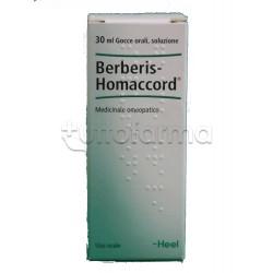 Berberis Homaccord Heel Guna Gocce Omeopatiche 30 ml