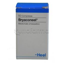 Bryaconeel Heel Guna 50 Compresse Medicinale Omeopatico