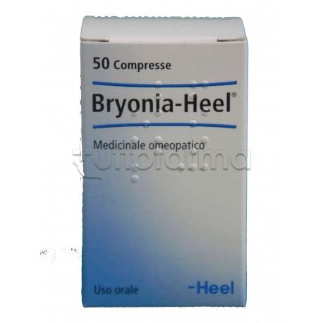 Bryonia Heel Guna 50 Compresse Medicinale Omeopatico