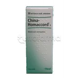 China Homaccord Heel Guna Gocce Omeopatiche 30ml