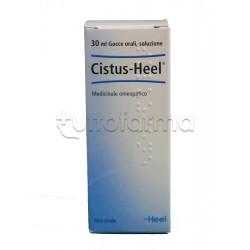 Cistus Heel Guna Gocce Omeopatiche 30ml