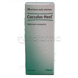 Cocculus Heel Guna Gocce Omeopatiche 30ml