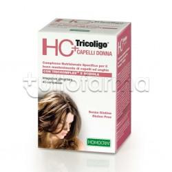 Specchiasol HC+ Tricoligo Integratore per Unghie e Capelli 40 Compresse