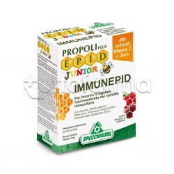 Specchiasol ImmunEpid Junior per Difese Immunitarie 20 Bustine