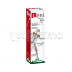 Specchiasol Leni Complex Gel Antinfiammatorio Naturale 75 ml