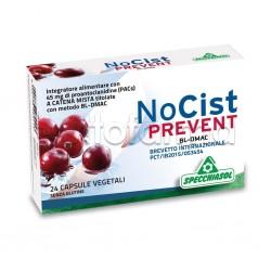 Specchiasol Nocist Prevent Integratore Prevenzione Cistite 24 Capsule