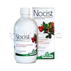 Specchiasol Nocist Sciroppo Mirtillo Rosso per Benessere Vie Urinarie 250 ml