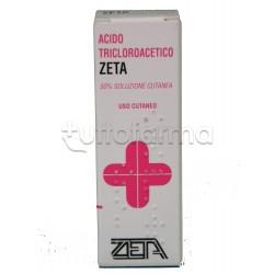 Acido Tricloroacetico 50 % 10 ml per Calli e Verruche