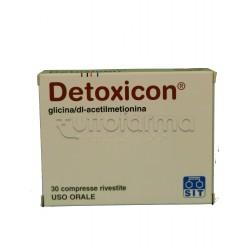 Detoxicon 30 Compresse Rivestite