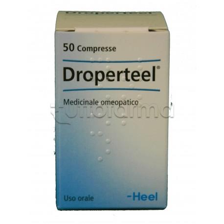 Droperteel Heel Guna 50 Compresse Medicinale Omeopatico