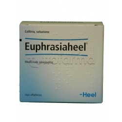 Euphrasia Heel Guna Collirio Monodose 15 Fiale Medicinale Omeopatico