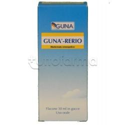 Guna Rerio Gocce Omeopatiche 30ml
