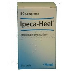 Ipeca Heel Guna 50 Compresse Medicinale Omeopatico