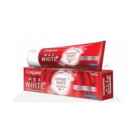 Colgate Max White Expert White Dentifricio Sbiancante 75ml