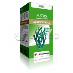 Arkocapsule Fucus Integratore per Controllo del Peso 45 Capsule