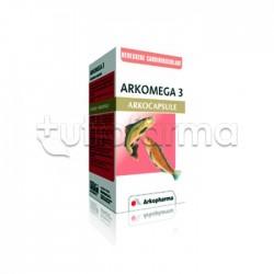 Arkocapsule Arkomega 3 Integratore per Cuore e Colesterolo 50 Capsule