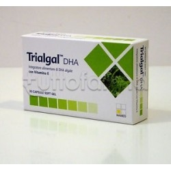 Named Trialgal DHA 30 Capsule Soft Gel