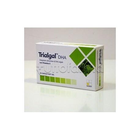 Named Trialgal DHA 30 Capsule Soft Gel
