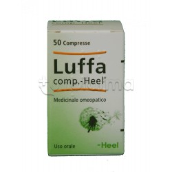 Luffa Compositum Heel Guna 50 Compresse Medicinale Omeopatico