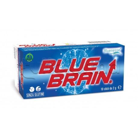 Named Blue Brain 10 Stick