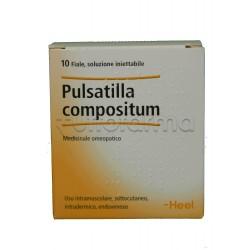 Pulsatilla Compositum Heel Guna 10 Fiale Medicinale Omeopatico 2,2ml