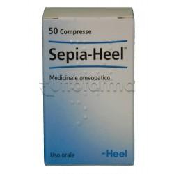 Sepia Heel Guna 50 Compresse Medicinale Omeopatico