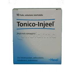 Tonico Injeel Heel Guna 10 Fiale Medicinale Omeopatico 1,1ml