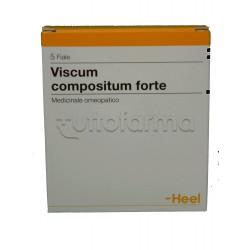 Viscum Compositum Forte Heel Guna 5 Fiale Medicinale Omeopatico 2,2ml