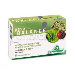 Specchiasol Peso Balance Brucia Grassi 30 Capsule