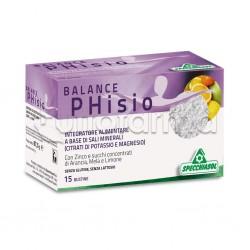 Specchiasol Phisio Balance per Controllo del Peso 15 Bustine
