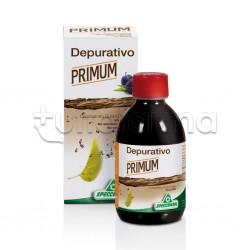 Specchiasol Primum Sciroppo Depurativo Senza Alcool Gusto Prugna 250 ml
