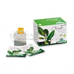 Specchiasol Tisana Tè Verde 20 Bustine