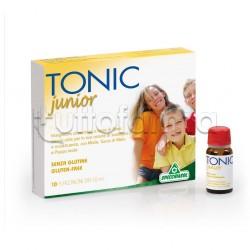 Specchiasol Tonic Junior Ricostituente per Bambini 10 Flaconcini