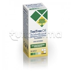 Named Tea Tree Oil Malaleuca 10ml