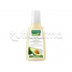 Rausch Shampoo Colorprotettivo All'Avocado per Capelli Tinti 200ml