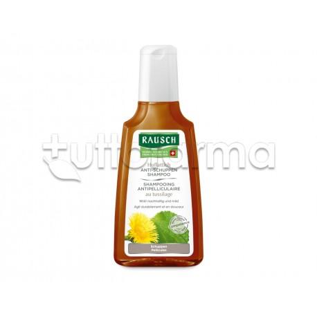 Rausch Shampoo Antiforfora alla Tussilaggine per Forfora Secca 200ml