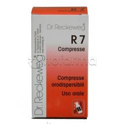 Dr. Reckeweg R7 Compresse Orosolubili Omeopatiche 100 Compresse