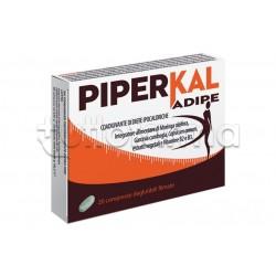 Pool Pharma PiperKal Adipe Integratore per Dimagrire 20 Compresse