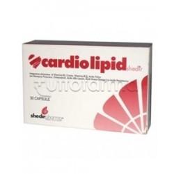 Shedir Cardiolipid Integratore per Abbassare Colesterolo 30 Capsule