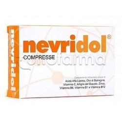 Shedir Nevridol Integratore per Nevralgie 40 Compresse