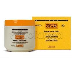 Guam Fango Alga Anticellulite Pancia e Girovita 500 g