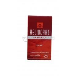 Heliocare Ultra-D Oral Integratore per Pelle e Abbronzatura 30 Capsule