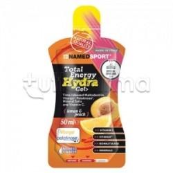 Named Sport Total Energy Hydra Gel Energetico Gusto Lemon Peach